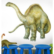 Wallies Dinosaur Vinyl Mural Wall Stickers