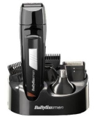BaByliss For Men 7056CU 8-in-1 All Over Grooming Kit