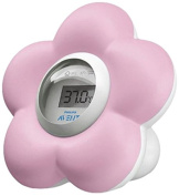 Philips AVENT SCH550/20 Bath and Room Thermometer Pink