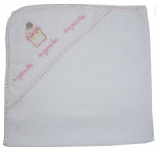 Cupcake hooded Towel