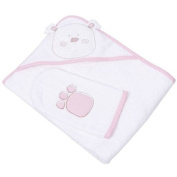 Obaby B Is For Bear Hooded Towel Set