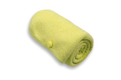 Baby Boum Large Double Layered Cotton Rich Towel and Lightweight Blanket