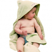 Close Pop-In Pistachio Hooded Towel