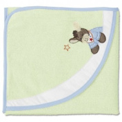 Sterntaler 16214 - Hooded Towel 100x100 cm Emmi light green