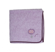 Petit Praia 80 x 80 cm Terry Cloth Towel Elise Blanco