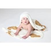 Cuddledry Giraffe Print Apron Towel