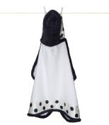 Little Giraffe Chenille New Dot Towel