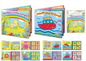 Baby Bath Book (Suitable For Age 6 Months +) Set Of 2
