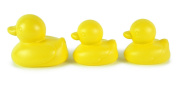 """First Steps"" Pack of 3 Duck Family Bath Toys for Children, Toddlers & Kids 3m+"
