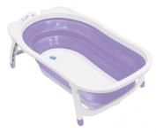 Award Winning - Babyway Foldable/Travel Bath - Purple