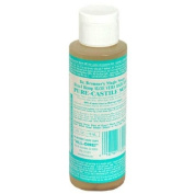 Dr Bronners Organic Aloe Vera Baby-Mild Cast Liquid Soap 118ml