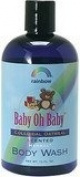 Rainbow Research Baby Oh, Baby Wash, Colloidal Oatmeal Scented 350ml