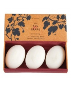 Di Palomo - Wild Fig & Grape - 3 Cleansing Soap Bars - 3 x 50g - Beautifully Presented