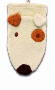 Fürnis 561 Washing Mitt Oekotex Standard 100 Dog Design