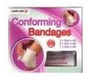 CONFORMING BANDAGES - dressing small cuts and wounds