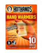 Hot Hands Hand Warmers - Pack of 2 Hand Warmers