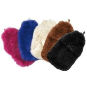 Cassandra Soft Fur Hot Water Bottle & Cover Set - Colours May Vary