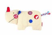 Kaethe Kruse 75303 - Cherrystone Pillow Rhino