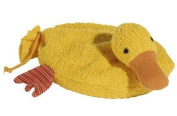 Lana Naturalwear 901 4953 5042 Cherry Seed Cushion Emma the Duck Yellow [German Import]