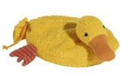 Lana Naturalwear 901 4953 5042 Cherry Seed Cushion Emma the Duck Yellow [German Import]
