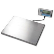 Salter WS Electronic Parcel Scale 100kg Capacity Silver - PS100/WS120