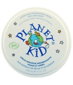 Planet Kid Crème gently nourishing face and body 100ml Mango and Fishing