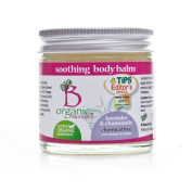 B Organic Skincare Soothing Body Balm - Lavender & Chamomile