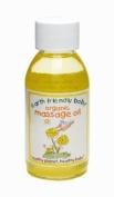 Earth Friendly Baby Organic Massage Oil 100ml