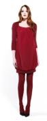 Attesa Red Maternity Dress medium
