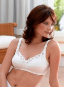 Emma Jane Nursing Bra 428, 34B, White