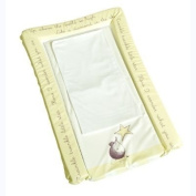 Babyway Luxury Baby Changing Mat With Removable Soft Towelling Liner Unisex Neutral Twinkle Twinkle Little Star Design