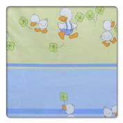 Blue ducks Soft changing mat