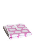 Farg Form Lamb Foldable Nursing Changing Mat