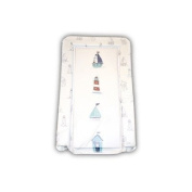 Sailing Baby GaGa Changing Mat in White