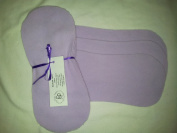 Easy Peasy Fleece Nappy Liners Pk 15 Lilac