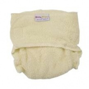 Nature Babies Diddy Nappy with Applix Fastening Washable Nappy
