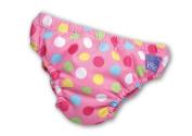 Bambino Mio Swim Nappy Pink Spot Large 9-12kgs