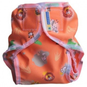 Rikki Wrap Nappy Cover Medium Savanna