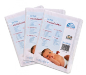 Julius Zöllner 8951151100 Muslin Nappies 70 x 70 cm Pack of 9