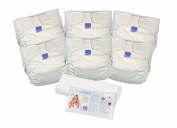 Bambino Mio Miosolo Nappy Kit (White) One Size