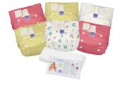 Bambino Mio Miosolo Nappy Kit (Girl) One Size
