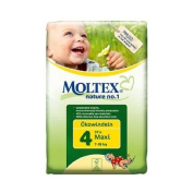 Moltex Nature No. 1 Maxi (37 nappies) 7 to 18 kg, 17 to 39 lb