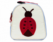 Pink Lining Childs Insulated Lunch Box / Bag - Design Little Lady Ladybird