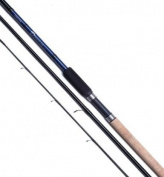 Daiwa D Fish 3.4m Match / Waggler / Float Rod - 3 piece Fishing Rod