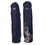 Yoga-mad Women's Wildflower Yoga Mat Bag 63 x 14.5cm