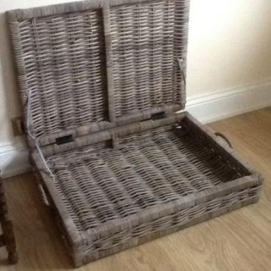 under bed storage baskets with lids 3