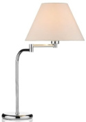 Swing Arm Swivel Table Light in Polished Chrome - HP016357