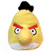 15cm Yellow Angry Birds Plush Soft Toy