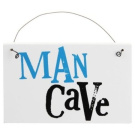 Bright Side Plaque - Man Cave