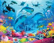 Walltastic Sea Adventure Wallpaper Mural 2.4m x 3m